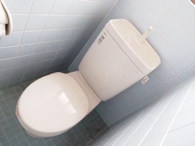 【トイレ】勘兵衛町平屋