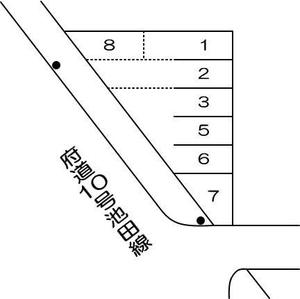 【駐車場】梶原駐車場