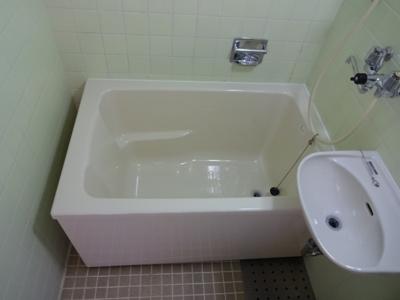 【浴室】JGS緑丘マンション