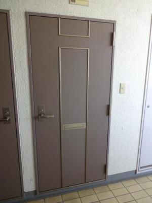 【玄関】JGS緑丘マンション