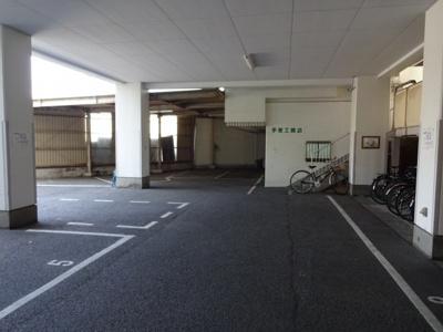 【駐車場】JGS緑丘マンション