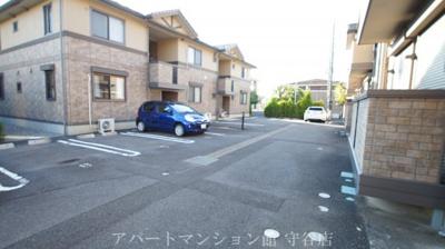 【駐車場】パサージュB