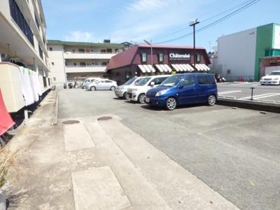 【駐車場】矢頭マンション