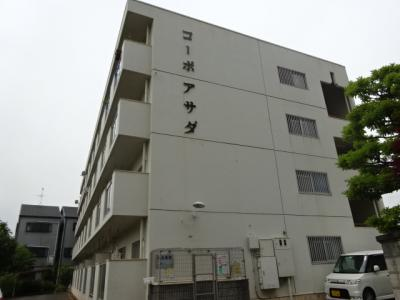 【外観】コーポアサダ(庄屋2)