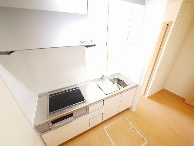 【キッチン】カーサレジオB