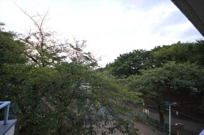 【展望】千歳船橋サマリヤマンション