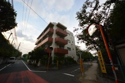 【外観】千歳船橋サマリヤマンション
