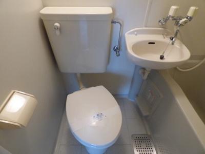 【トイレ】セピア茨木
