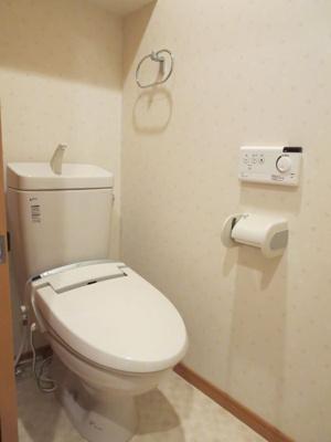 ウインステージ平尾(2K) トイレ