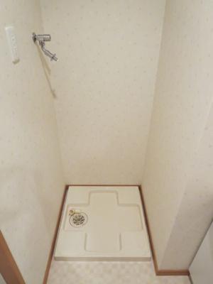 ウインステージ平尾(2K) 洗濯機置き場