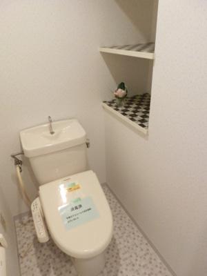【トイレ】ファーストマンション