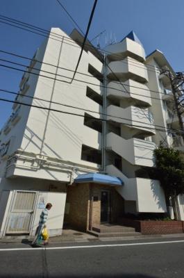 【外観】第2千歳船橋ヒミコマンション