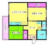宮副アパートの画像