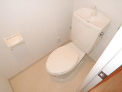 【トイレ】カーサベージューⅠ
