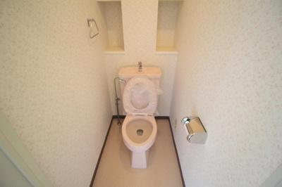 【トイレ】グラデヴォーレ宮山