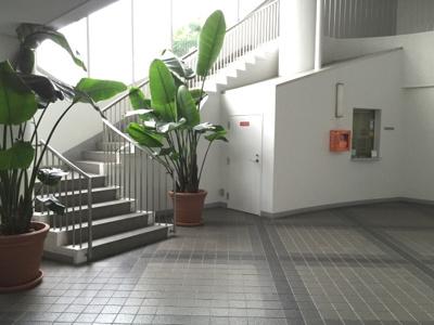 2階にトランクルームあり