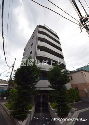 【外観】ルリオン神楽坂