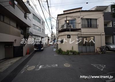 【周辺】ルリオン神楽坂