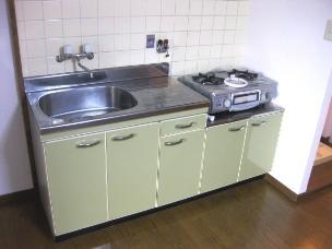 【キッチン】ラ・プルミエール