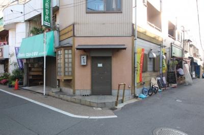 【外観】桂ビル 1階居抜き店舗