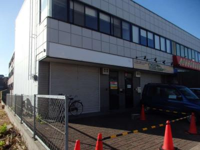 【外観】東大阪市寺前町 倉庫・事務所