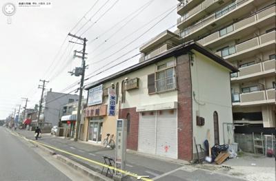 【外観】蔵前町 住付店舗