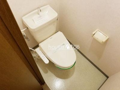 【トイレ】AUBE918