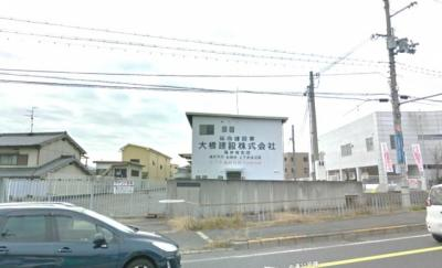 【外観】藤井寺野中の倉庫