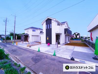 【外観】鴻巣市天神3丁目 2期 2区画