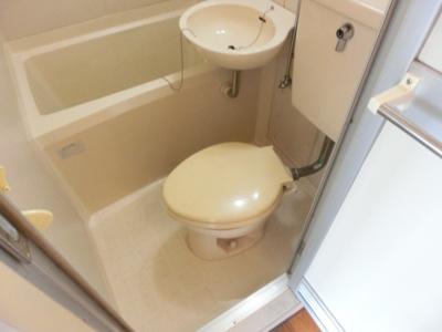 【トイレ】兼久マンション