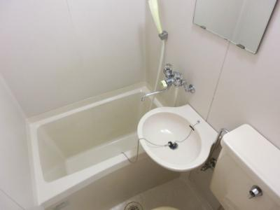 【浴室】兼久マンション