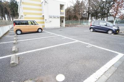 【駐車場】ウィスティリア