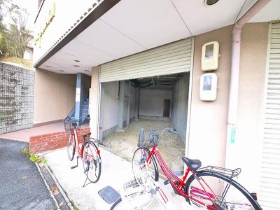 【玄関】コーポヤナギ