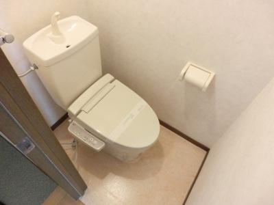 【トイレ】アーバンコスモ