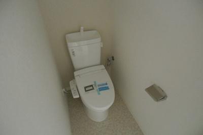 【トイレ】ミラージュパレス本町東レジデンス