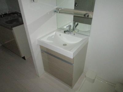 【独立洗面台】ミラージュパレス本町東レジデンス