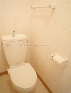 トイレは暖房便座付