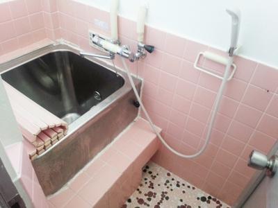 【浴室】松岡マンション(甲子園駅・南甲子園小学校・真砂中学校区)