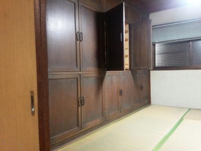 【収納】松岡マンション(甲子園駅・南甲子園小学校・真砂中学校区)