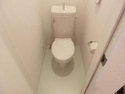 【トイレ】クリアブラウニー御蔵通