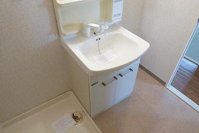 【独立洗面台】グランシャリオ