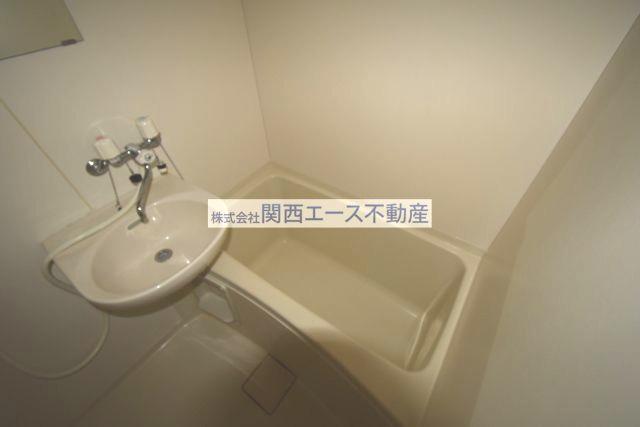 【浴室】プリオール花園