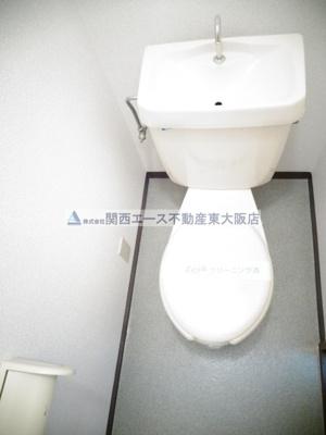 【トイレ】プリオール花園