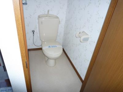 【トイレ】リッツハウスD