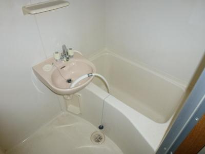 【浴室】JINハイツ生桑