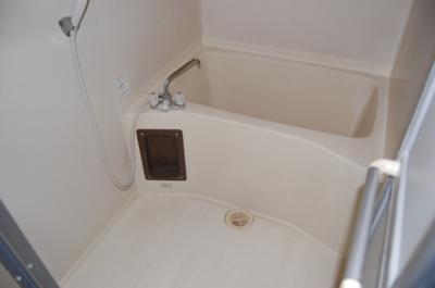 【浴室】コーポムツビ