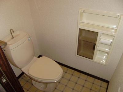 【トイレ】コンフォールB
