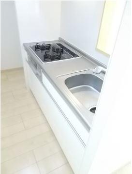 【キッチン】クレメントガーデン