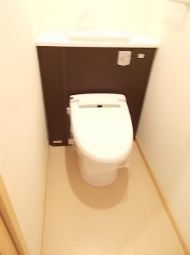 【トイレ】クレメントガーデン