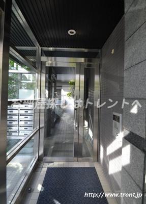 【エントランス】ディアコート三井
